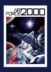 AF 2000 postr
