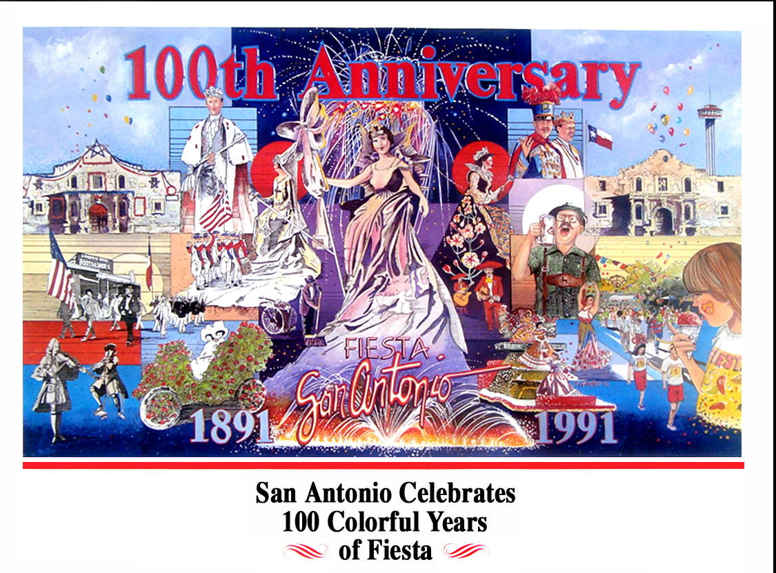 100 Years of Fiesta